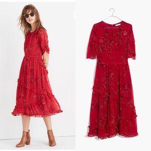 Madewell Windpoppy Dress